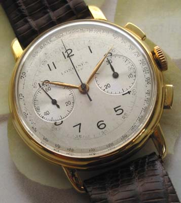 the for chronograph watches back and old owned used watch fly pre sale longines vintage store
